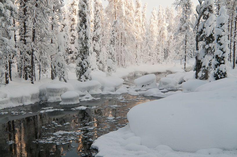Iso Syöte - Finland - Lapland van Erik van 't Hof