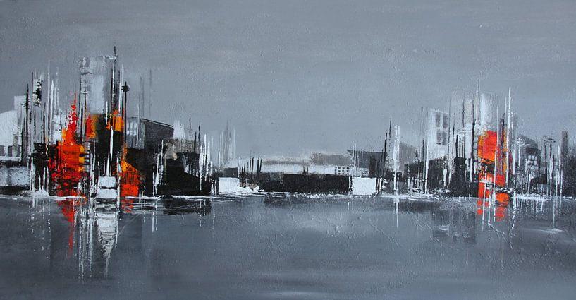 Hafen Nr.2 von Claudia Neubauer