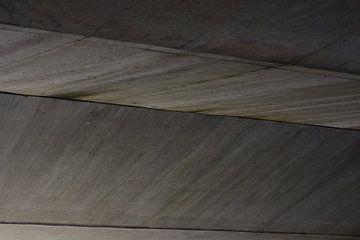 Viaduct in Den Haag van Onno Smit