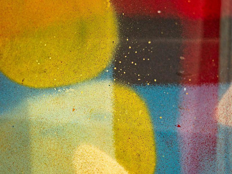 Verschiedene Farben von Willy Backhaus