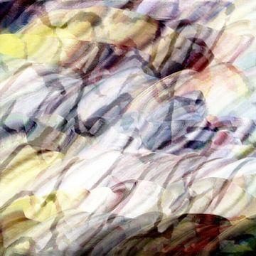 Pinselstriche XXII von Maurice Dawson