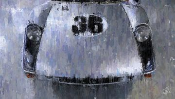 Porsche 904 Front von Theodor Decker