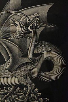 draak  van Jasper Vierbergen