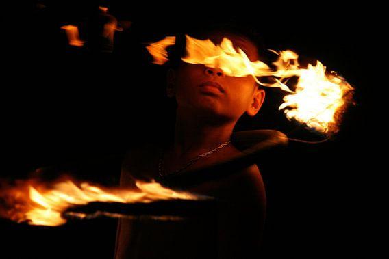 Spelen met vuur van Gert-Jan Siesling