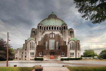 Verlaten kerk von Huub Keulers