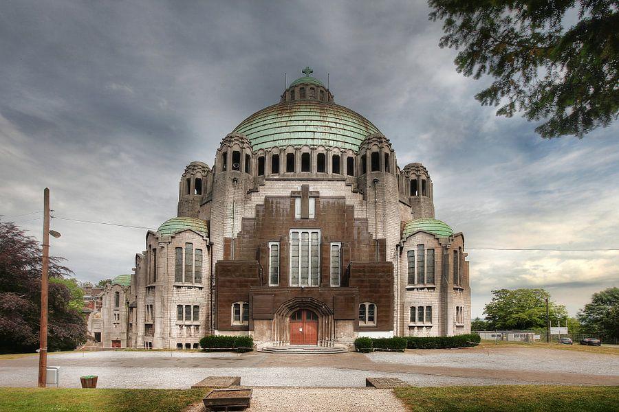 Verlaten kerk van Huub Keulers