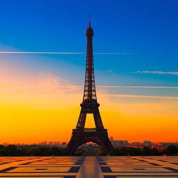 PARIS 24 sur Tom Uhlenberg