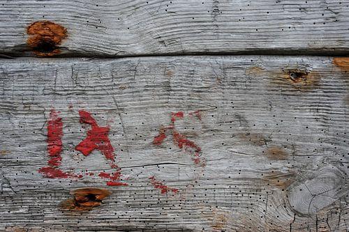 Old Wood Bryggen VI van