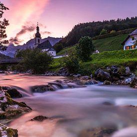 Ramsau in Berchtesgaden von Frank Herrmann