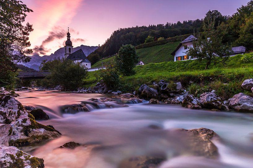 Ramsau à Berchtesgaden sur Frank Herrmann