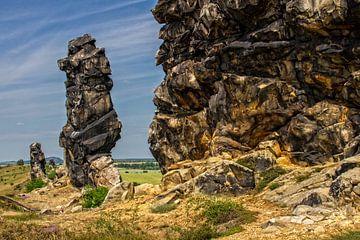 Duivelsmuur (Harz) van Holger Felix