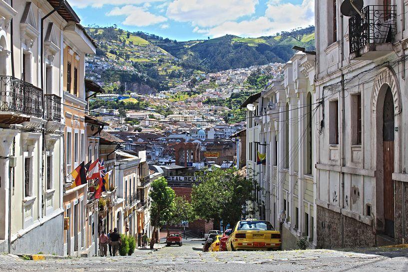 Ecuador, Quito van Tom Hengst