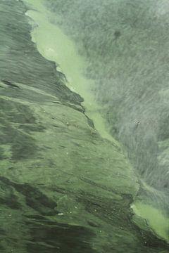 water groen van Nanda Nieuwhoff-de Groot