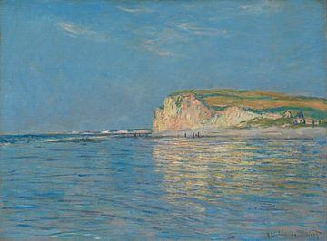 Ebbe in Pourville, bei Dieppe, Claude Monet