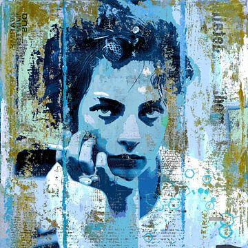 BLUE MONDAY von db Waterman