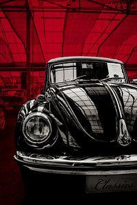 VW Beetle  von Stoka Stolk