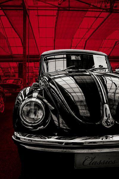 VW Beetle  van Stoka Stolk
