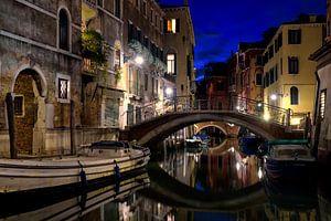 An evening in Venice van Pieter Poot