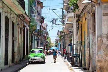La Havane typique sur Tom Hengst