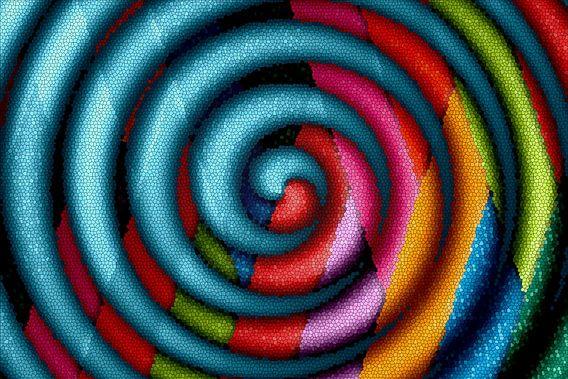spiraal van Marion Tenbergen