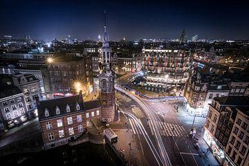Muntplein Amsterdam sur Jeroen van Dam