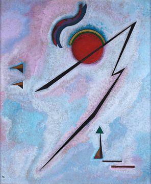 Linea angolare, Wassily Kandinsky