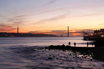 Lissabon : Ponte de 25 de Abril