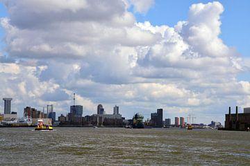Rotterdam achter de Waterweg van FotoGraaG Hanneke