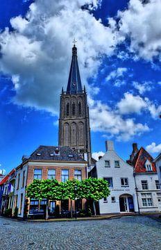 Doesburg Stadtmitte van Edgar Schermaul
