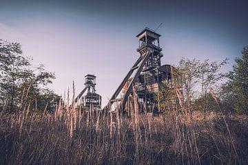 Les mines de charbon d'Eisden sur Joris Pannemans - Loris Photography