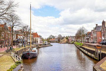 Canal de Dokkum, Frise sur Maria-Maaike Dijkstra
