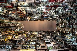 Urban Jungle of Hong Kong van Marcel Samson