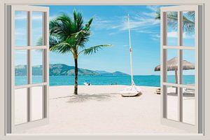 Tropical Paradise Hotel van Co Seijn