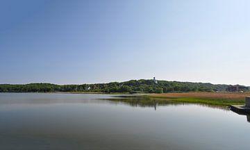 Lietzow, lagon au Grand Jasmund Bodden sur GH Foto & Artdesign