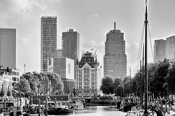 Rotterdam Haringvliet von Bert Meijer