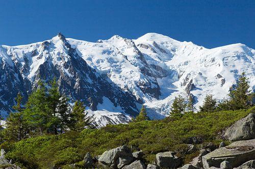 Chaîne du Mont-Blanc sur