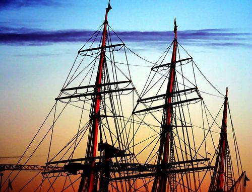 masts van
