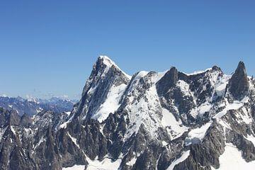 Mont Blanc Massief  van M Ravensbergen