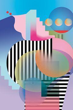 New York 01 van Gert Paenen