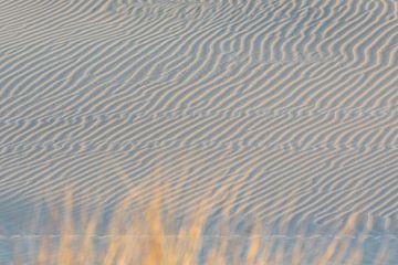 Ribbels in het zand van Anja Brouwer Fotografie