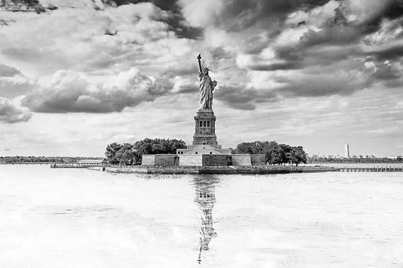 Vrijheidsbeeld New York van Marijke Trienekens