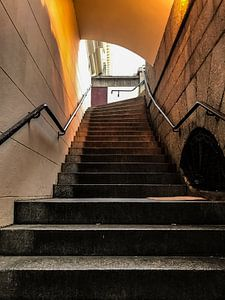 Staircase sur Kevin Kanbier
