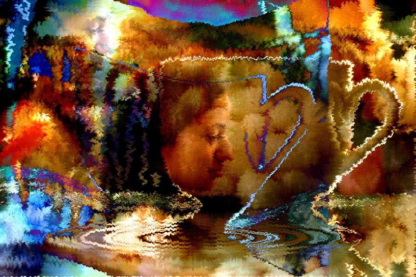 MEDITATION van Heidrun Carola Herrmann