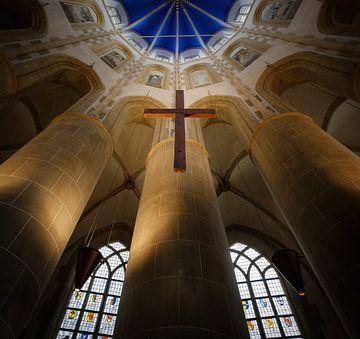 The cross von Koos de Wit