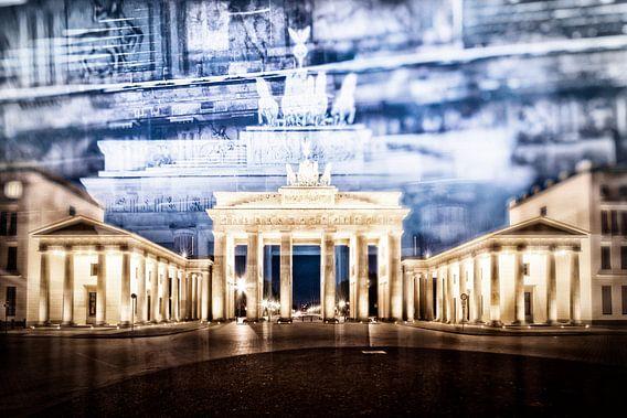 BERLIN Brandenburg Gate   In Detail