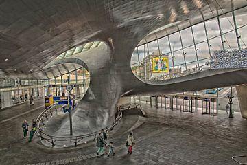 Arnhem, Centraal-Station van Dick Kattestaart