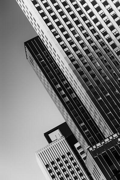 Rotterdam Ontwaakt - Zwart-Wit van Insolitus Fotografie