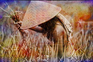 Harvest van Eduard Lamping