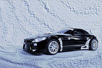 Bayern-Power aus dem Hause BMW van Jean-Louis Glineur alias DeVerviers