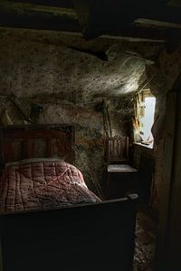 A spooky room in Belgium